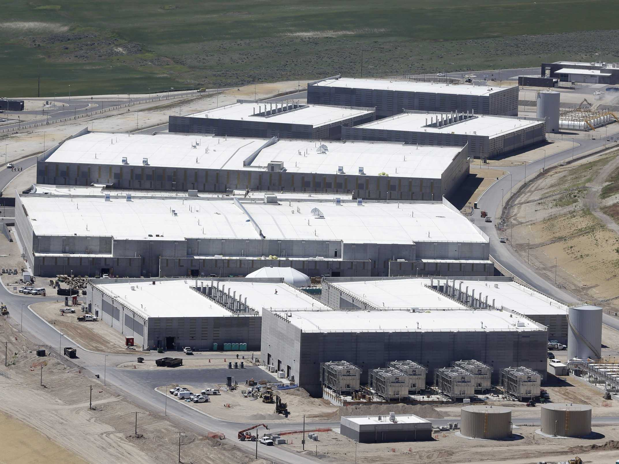 NSA Utah Data Center - 1.5 billion dollars - FREE World Bank capable